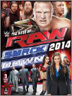 WWE: The Best of Raw and Smackdown 2014 (DVD) 2014