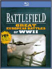 Battlefield Great European Battles Of Wwii (blu-ray Disc) 18901198