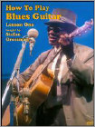 How to Play Blues Guitar: Lesson 1 (DVD) (Eng) 2006