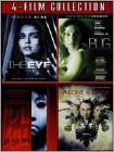 Eye/Bug/Ju-on/Alone in the Dark [4 Discs] (DVD) (Eng/Spa/Japanese)