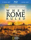 National Geographic: When Rome Ruled [2 Discs] [blu-ray] 18914508