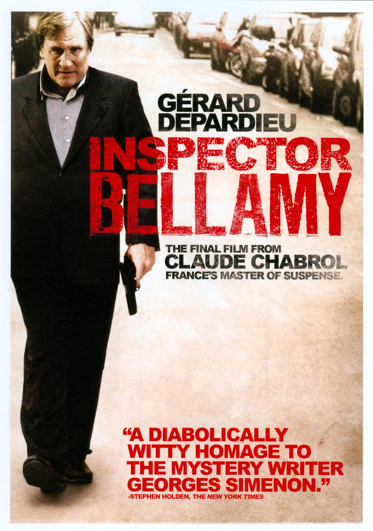 Inspector Bellamy (dvd) 18923367