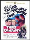 Three Comrades (Black & White) (DVD) (Full Screen) (Eng) 1938