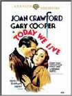 Today We Live (DVD) (Black & White) (Full Screen) (Eng) 1933