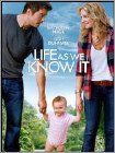 Life as We Know It (DVD) (Widescreen) (Eng/Fre/Spa) 2010