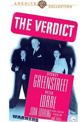 The Verdict (dvd) 18956512