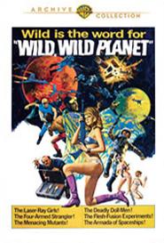 Wild, Wild Planet (dvd) 18958501