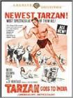 Tarzan Goes to India (DVD) (Enhanced Widescreen for 16x9 TV) (Eng) 1962