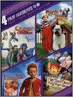 Family Movie Night Collection: 4 Film Favorites [2 Discs] (DVD) (Enhanced Widescreen for 16x9 TV) (Eng/Fre)