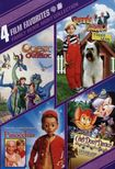 Family Movie Night Collection: 4 Film Favorites [2 Discs] (dvd) 18987842