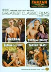 Tcm Greatest Classic Films Collection: Johnny Weissmuller As Tarzan, Vol. 1 [2 Discs] (dvd) 18996907