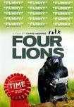 Four Lions (dvd) 19005851