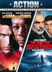 The Hunt For Red October/sum Of All Fears (dvd) 19015967