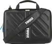 "Thule - Gauntlet Attaché Case for 13"" Apple® MacBook® and MacBook Pro - Black"