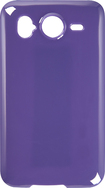Rocketfish™ Mobile - Soft Shell Case for HTC Inspire 4G Mobile Phones - Purple