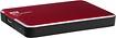 WD - My Passport Ultra 2TB External USB 3.0/2.0 Portable Hard Drive - Red