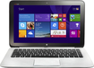 "HP - Split 2-in-1 13.3"" Touch-Screen Laptop - Intel Core i5 - 4GB Memory - 128GB Solid State Drive - Black/Silver"