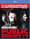 Mesrine: Public Enemy #1, Part 2 [blu-ray] 19028255