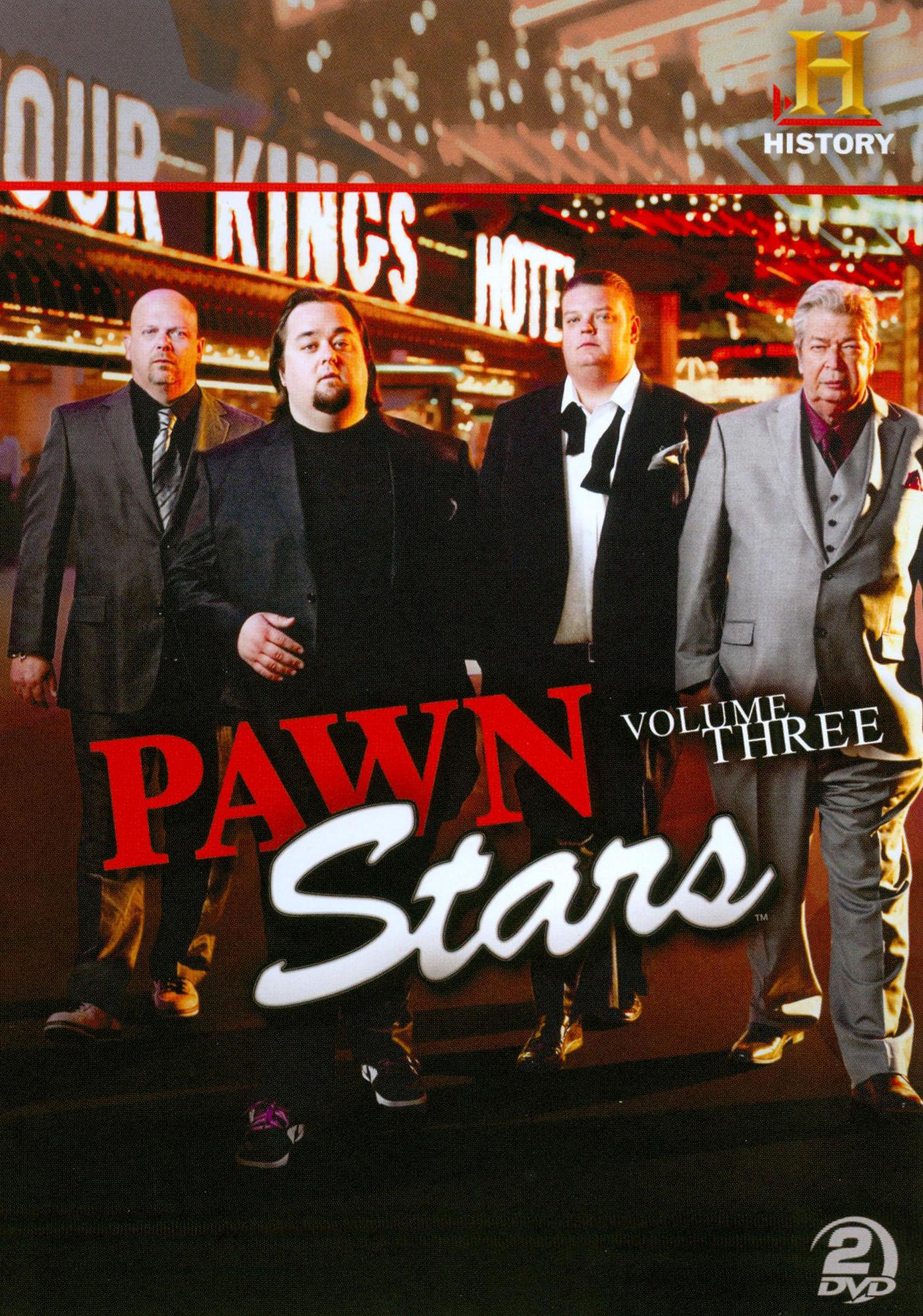 Pawn Stars, Vol. 3 [2 Discs] (dvd) 19035555