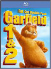 GARFIELD DOUBLE FEATURE (2PC) / (WS DUB SUB AC3) (Blu-ray Disc) (2 Disc) (Enhanced Widescreen for 16x9 TV) (Eng/Fre/Spa)