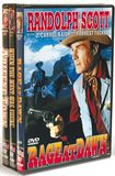 Randolph Scott: Rage At Dawn/when The West Was Young/abilene Town [3 Discs] (dvd) 19037004