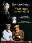 Edvard Grieg: What Price Immortality? (DVD) (Enhanced Widescreen for 16x9 TV) 1999