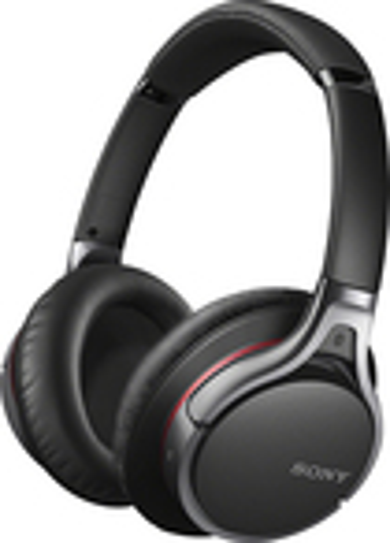 Sony - Stereo Over-the-Ear Headphones - Black