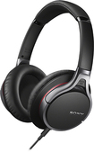 Sony - Over-the-Ear Headphones - Black