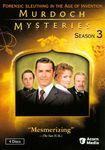 Murdoch Mysteries: Season Three [4 Discs] (dvd) 19074644