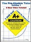 The Pre-Algebra Tutor, Vol. 1 (DVD) (2 Disc) (Enhanced Widescreen for 16x9 TV) (Eng) 2010