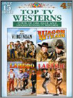 Top TV Westerns: [4 Discs] (DVD) (Black & White)