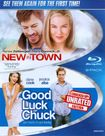 New In Town/good Luck Chuck [2 Discs] [blu-ray] 19108775