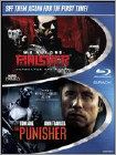 Punisher/Punisher War Zone (Blu-ray Disc) (2 Disc) (Enhanced Widescreen for 16x9 TV) (Eng)