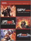 Spy Kids Triple Feature [4 Discs] (DVD) (Enhanced Widescreen for 16x9 TV) (Eng/Fre/Spa)