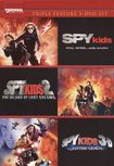 Spy Kids/spy Kids 2: Island Of Lost Dreams/spy Kids 3: Game Over [4 Discs] (dvd) 19156953