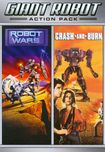 Giant Robot Action Pack: Robot Wars/crash And Burn (dvd) 19163653