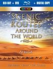 Scenic Routes Around The World: Africa [2 Discs] [blu-ray/dvd] 19165041
