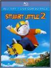 Stuart Little 2 (Blu-ray Disc) (2 Disc) (Enhanced Widescreen for 16x9 TV) (Eng/Fre/Spa/Por/FI) 2002