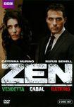 Zen: Vendetta/cabal/ratking [2 Discs] (dvd) 19255501