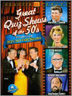 Great Quiz Shows Of The 50s (DVD) (Black & White)