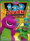 Barney: 1 2 3 Learn (DVD) (Eng/Spa) 2011