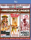 Roger Corman's Cult Classics: The Women In Cages Collection [2 Discs] (blu-ray) 19283051