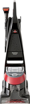 BISSELL - DeepClean Essential Upright Deep Cleaner - Black/Euro Red
