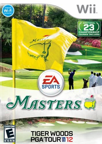 Tiger Woods PGA Tour 12: The Masters - Nintendo Wii