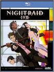 Night Raid 1931 Complete Collection (2 Disc) (blu-ray Disc) 19306375