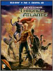 Justice League: Throne of Atlantis (Blu-ray Disc) (2 Disc) (Enhanced Widescreen for 16x9 TV) (Eng/Fre/Spa/Por/TH) 2015
