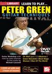 Lick Library: Learn To Play. Peter Green Guitar Techniques (dvd) 19315488