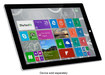 Perfect Fit Technologies - CleanShield Screen Protector for Microsoft Surface Pro 3 - Clear