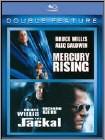 Mercury Rising/The Jackal [2 Discs] [Blu-ray] (Blu-ray Disc) (Eng/Fre)
