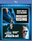 Mercury Rising/the Jackal [3 Discs] [blu-ray] 1934193